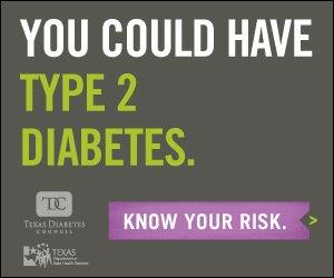 "Image reading ""You could have type 2 diabetes. Know your risk."""
