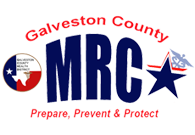 Galveston County Medical Reserve Corps Logo